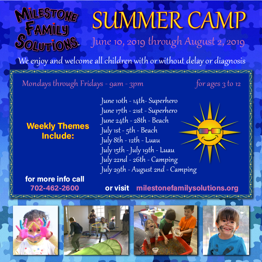 Sign-up for Summer Camp - June 10, 2019