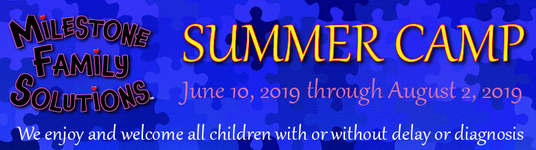 Milestone Family Solutions Summer Camp