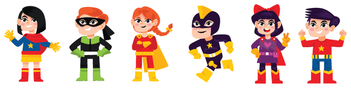 Every Child is a Superhero