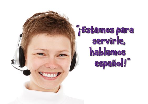 Customer Service Spanish Translator