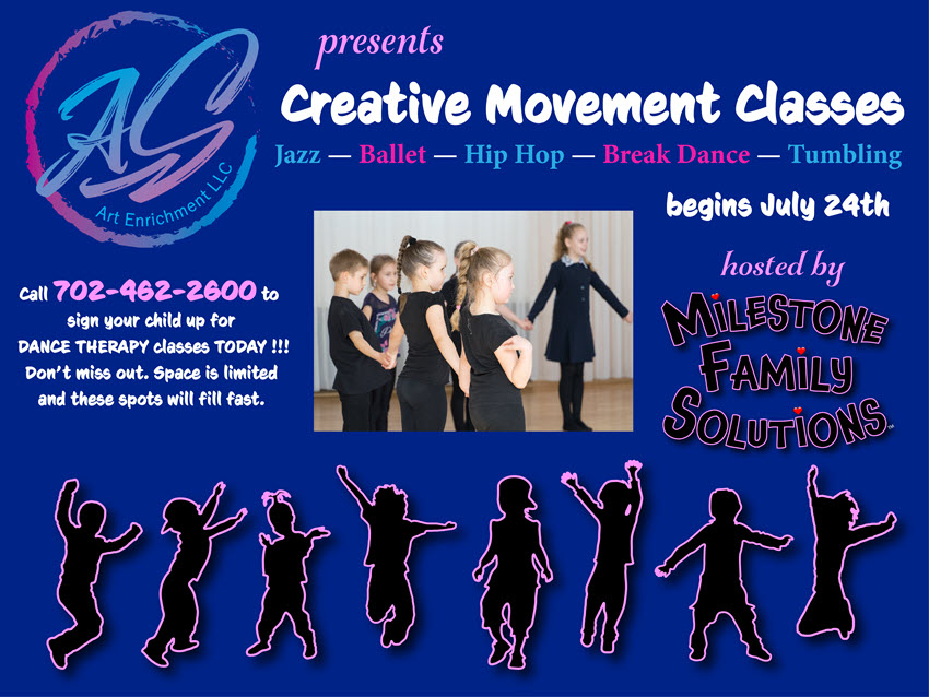 Creative Movement Featured Image