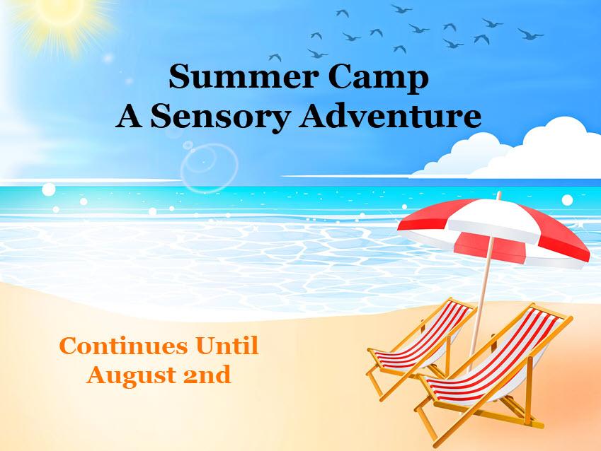 Summer Camp A Sensory Adventure