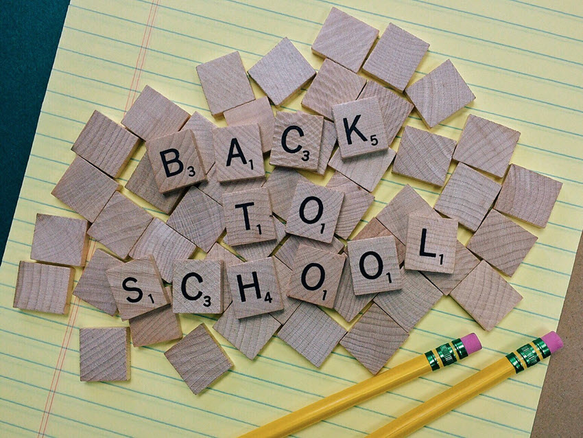 Back to School Tiles