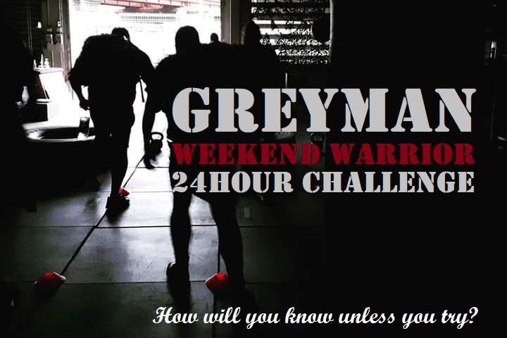 24 hour challenge