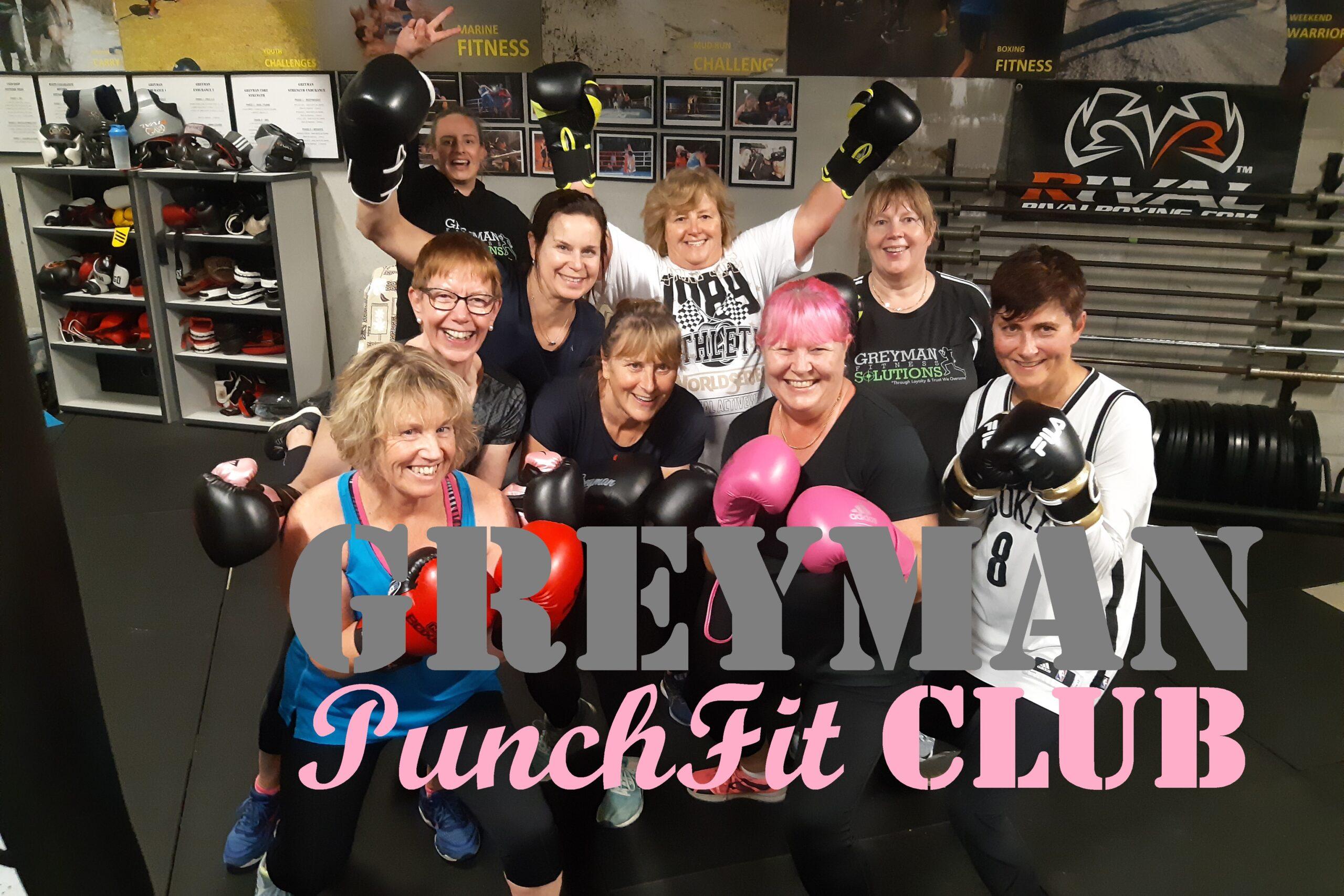 GREYMAN PunchFit CLUB