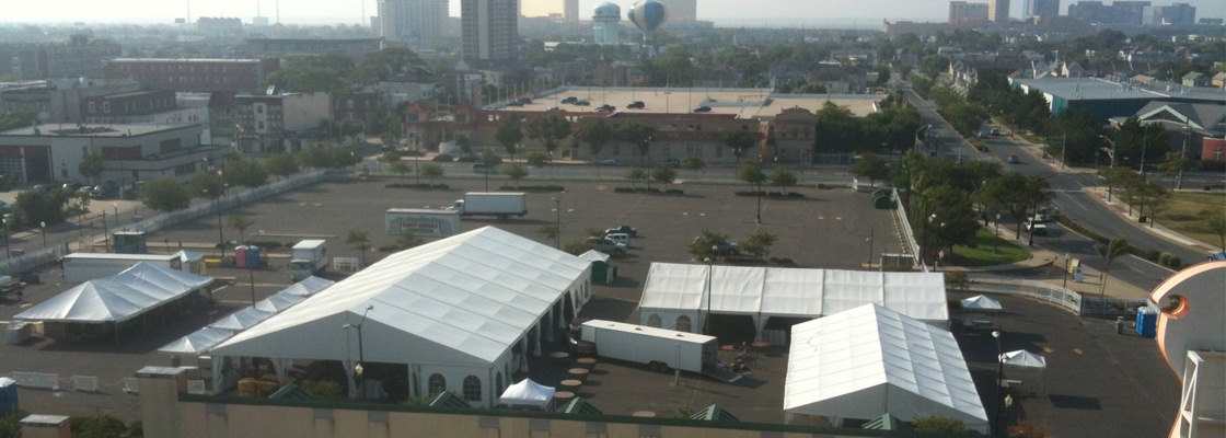 Food & Wine Festival - AC Party Rentals