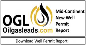 Mid-Continent New Oil & Gas Well Permits June 16, 2021