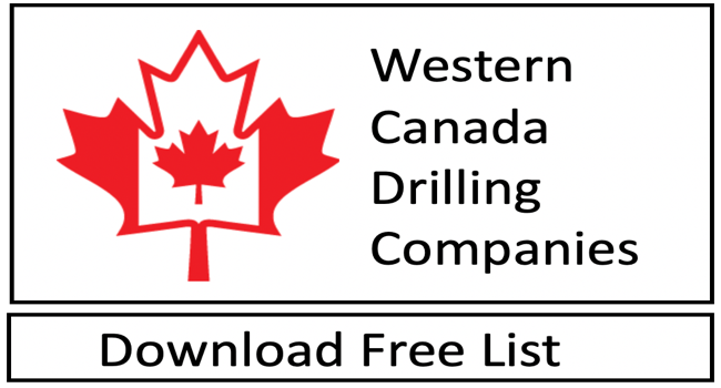 Canadian drilling companies free download