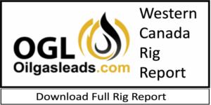Canada Rig Count Report June 16, 2021
