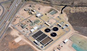 City of Midland & Pioneer Natural Resources Wastewater Facility Upgrade
