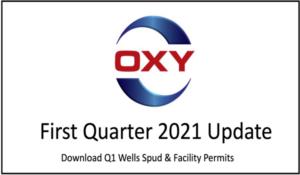Occidental Company First Quarter 2021 Update