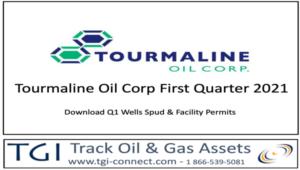 Tourmaline Oil Corp First Quarter 2021 Update
