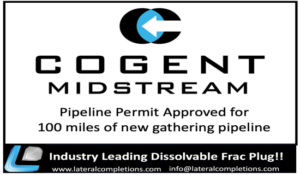 Cogent Midstream to build 100 miles of gathering pipeline in Permian