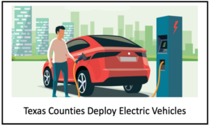 Travis, Bexar counties to move toward all-electric county vehicle fleets