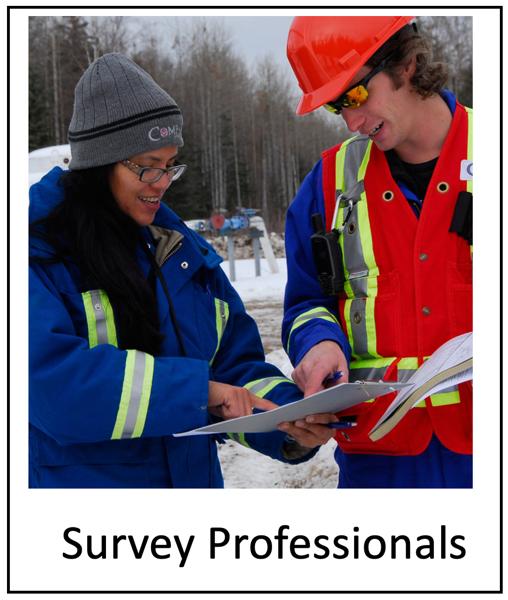 pipeline survey experts