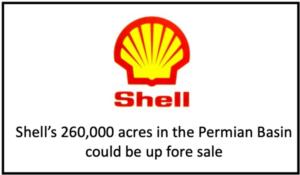 Shell Mulls Sale of Permian Basin Oil Field