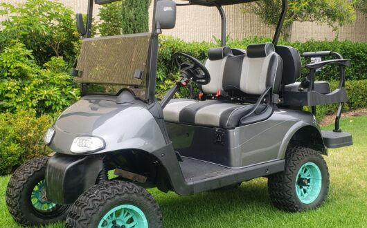 4 Passenger Golf Cart Rxv
