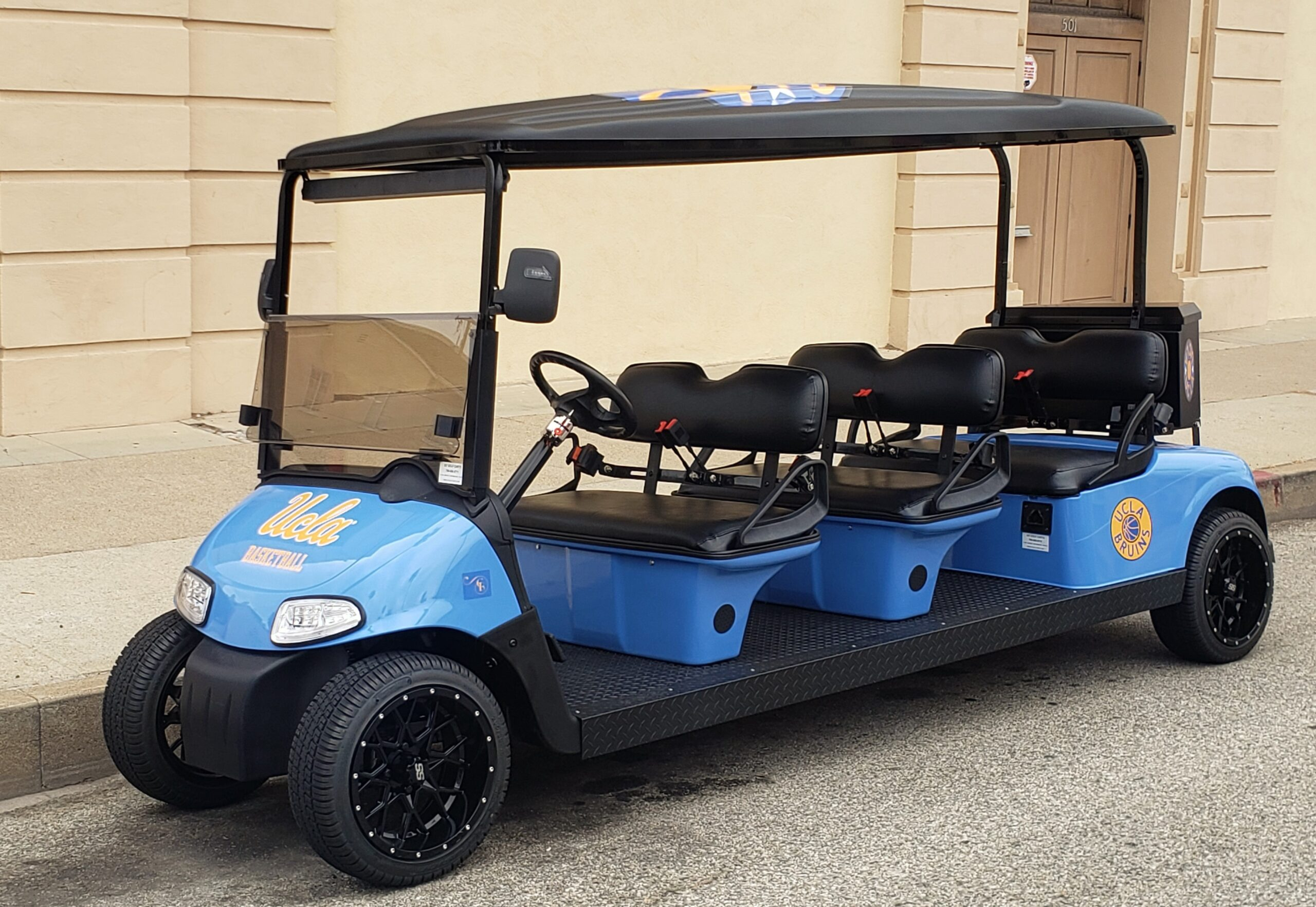 Ezgo RXV 6 Passenger Golf Cart