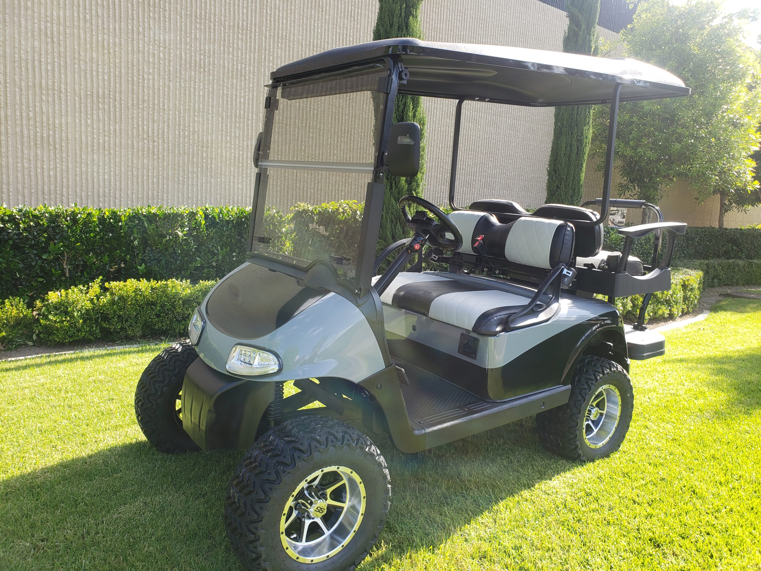 Ezgo RXV 4 Passenger Golf Cart