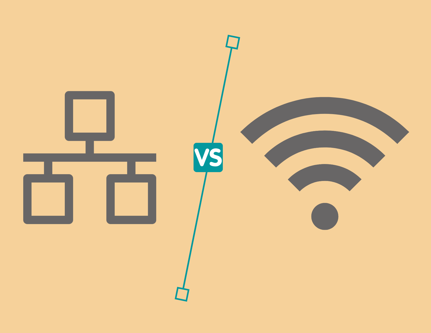 A Combination Of Wired And Wireless Is The Way Forward, At Least For Now.