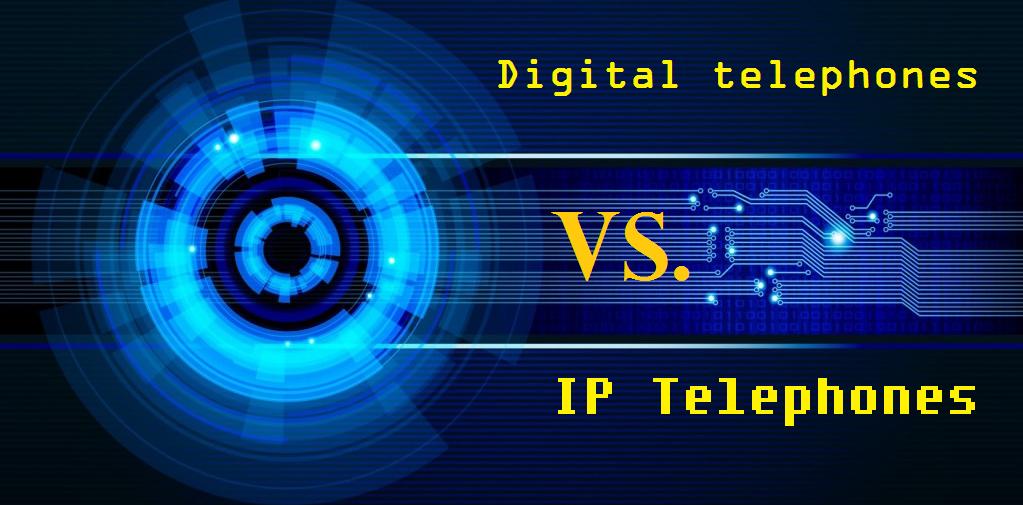 Desk Phones: IP Vs. Digital