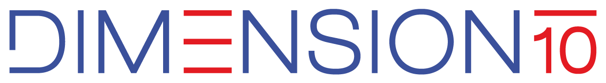 Logo Dimension10 Transparent