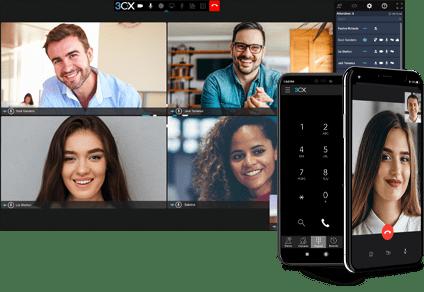 3cx Video Conferencing