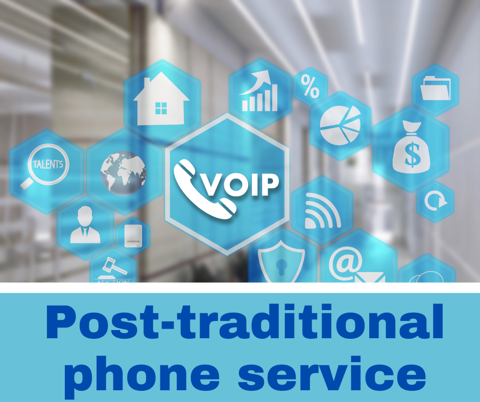 Imagine The Future, Post-traditional Phone Service World