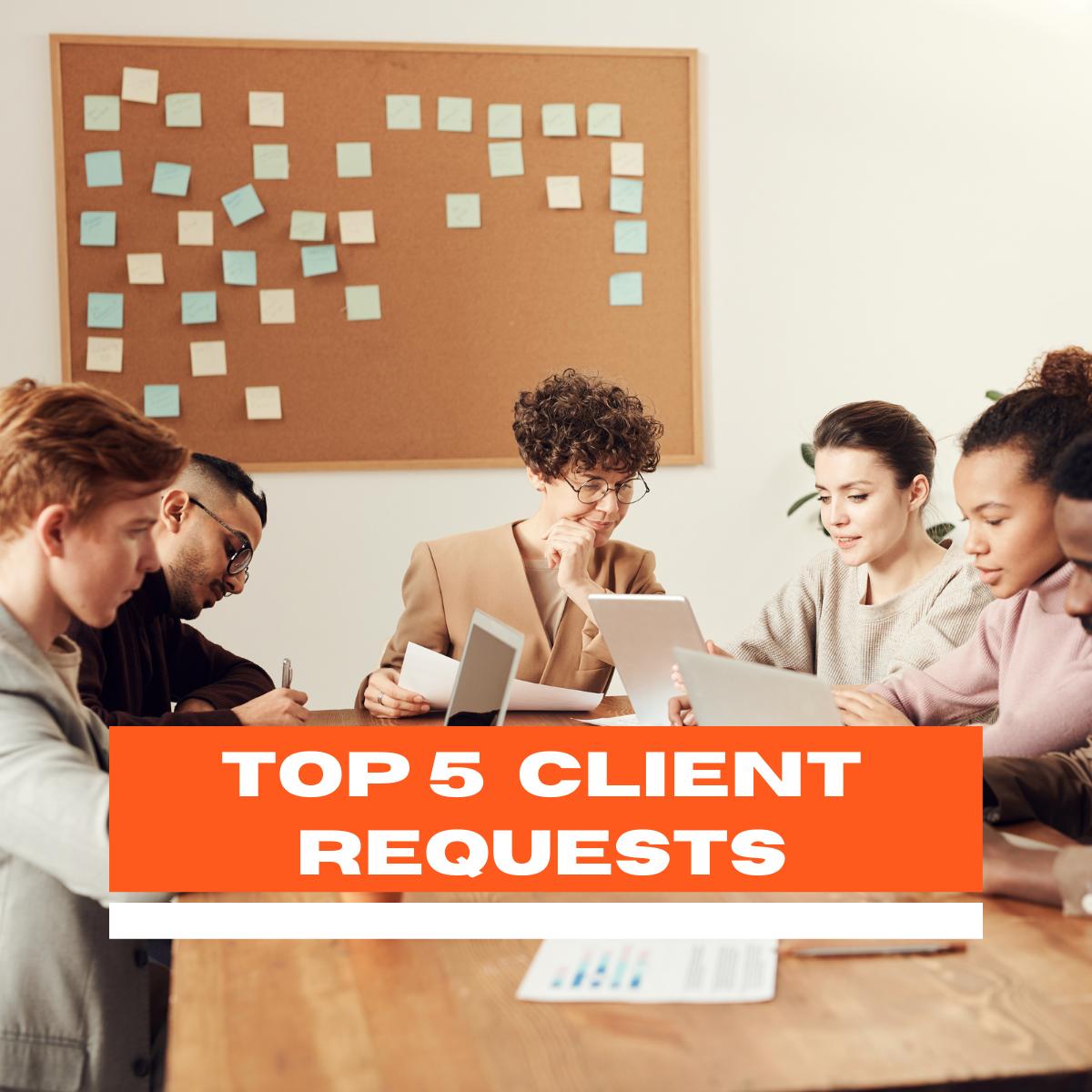 VoIP Client Request