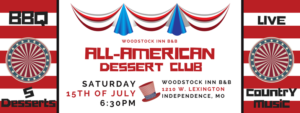 Woodstock Dessert Club