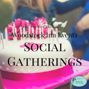 Woodstock Inn Event Social Gatherings