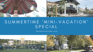 July-August mini-vacation special