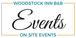 Events at Woodstock Inn