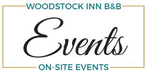 Events at Woodstock Inn
