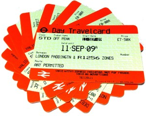 Billetes de Tren de UK