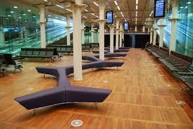 Terminal Eurostar en St Pancras (Londres)