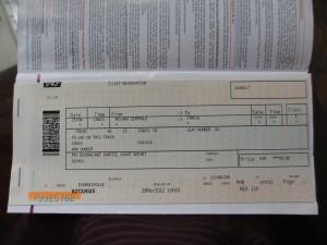 eurail pass reservacion