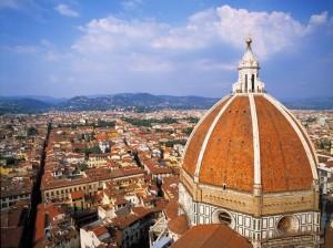 Cupula del Duomo de Florencia