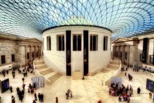 Hall central del British Museum