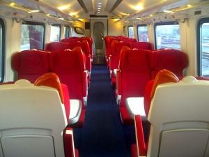 InterCity para viajes internos en Inglaterra