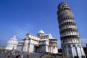 Torre Inclinada, Pisa