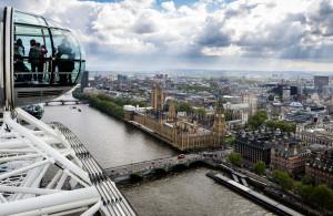 Vista desde el London Eye