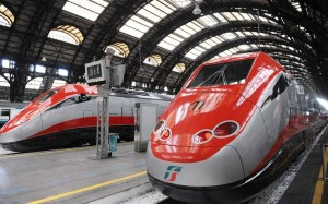 Trenes Frecciarossa