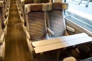 2da Clase, Eurostar