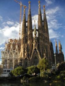 Catedral Sagrada Familia