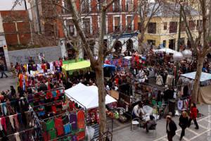 Mercado El Rastro