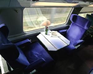 TGV Paris-Barcelona