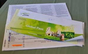 trenes en españa interrail global pass