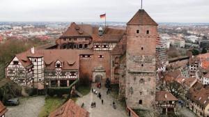 Castillo Imperial (Kaiserburg), Nuremberg