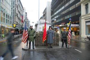 Checkpoint Charlie, Berlin